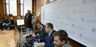 Svečano otvoren Centar za međunarodnu javnu politiku