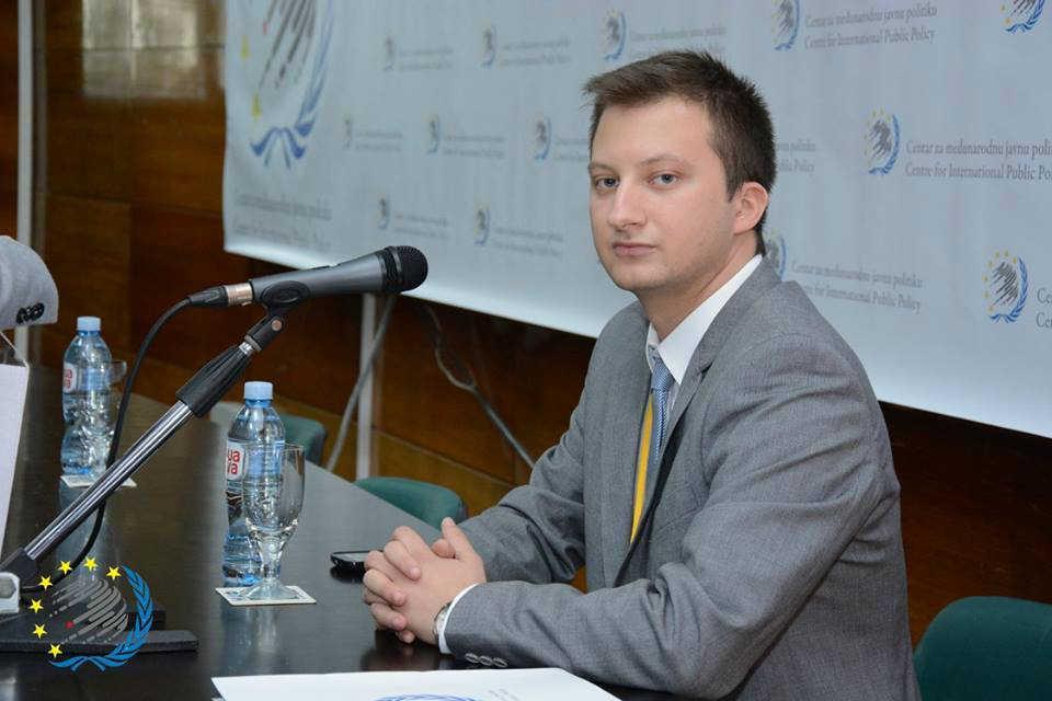 Povratak srpske diplomatije na međunarodnu scenu, autor Mišel Zubenica