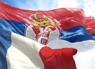 Srpsko-francuski diplomatski odnosi