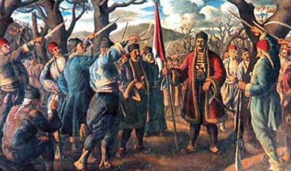 Prvi srpski ustanak i Karađorđe