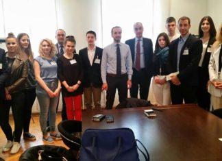 Članovi CMJP održali sastanak sa predstavnicima ambasade Italije