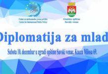 """Seminar ,,Diplomatija za mlade"""""""