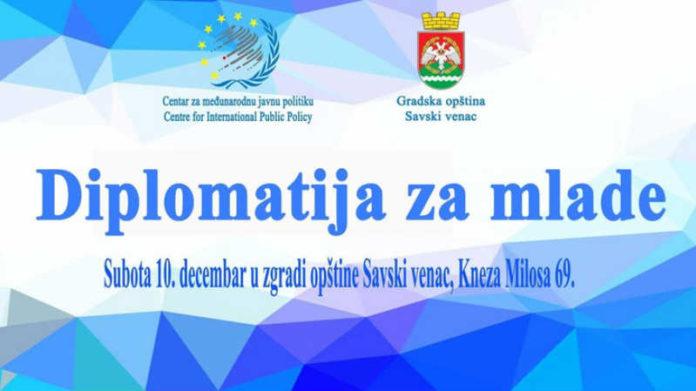 Seminar ,,Diplomatija za mlade