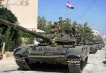 Ruska intervencija u Siriji