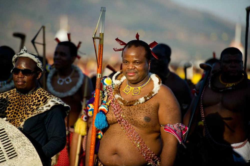 Kraljevina Svazilend