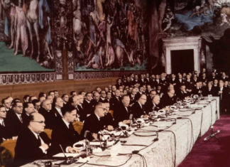 Neizvesna budućnost istorijske godišnjice Evropske unije