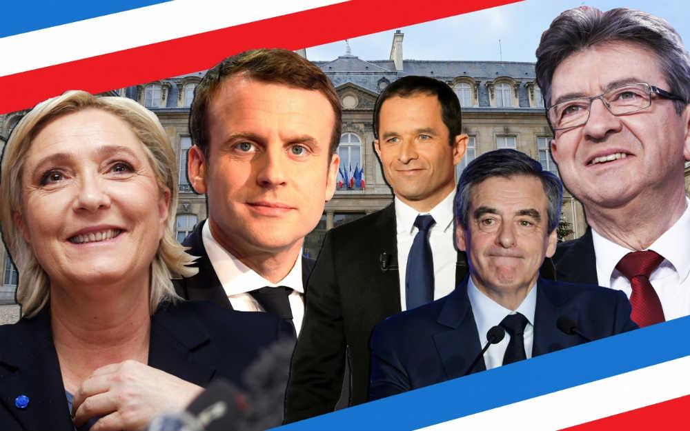 Predsednički izbori u Francuskoj 2017.