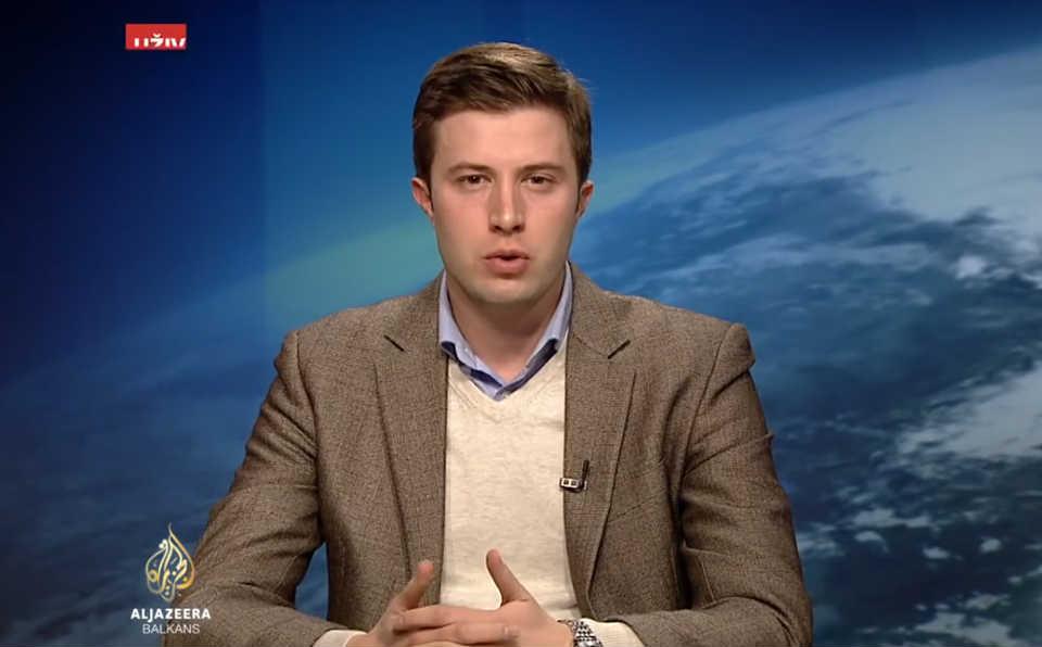Dva scenarija Evrope- Stefan Surlić, član Saveta CMJP