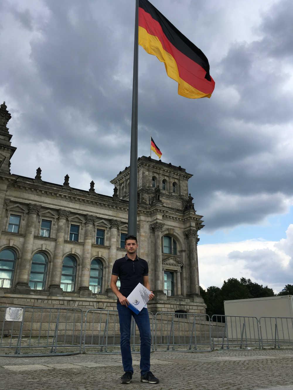 Ilić u Berlinu