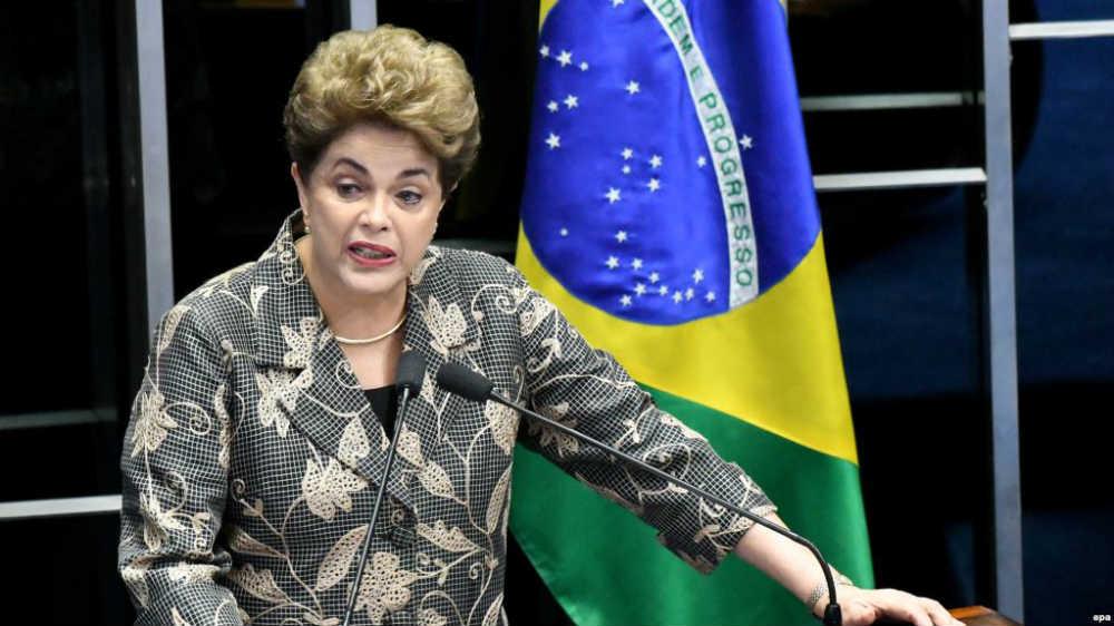 Dilma Rusef, bivša predsednica Brazila