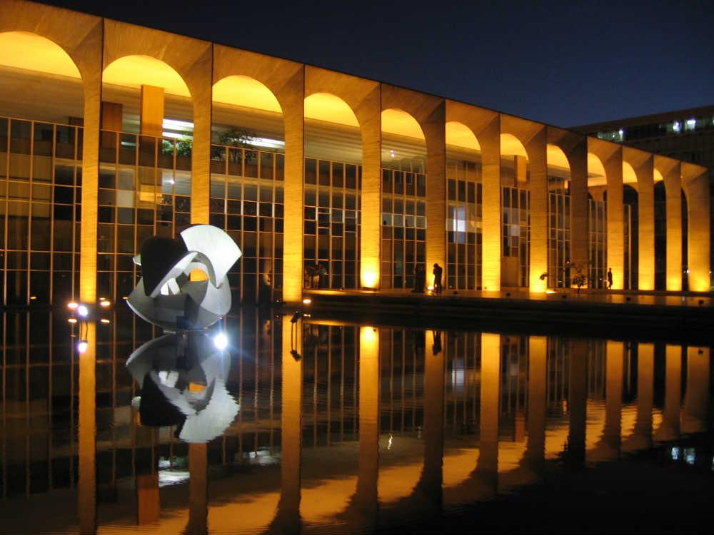 Itamaraty Palace, sedište ministarstva spoljnih poslova Brazila