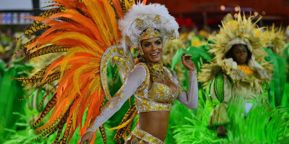 Karneval u Riu de Žaneiru