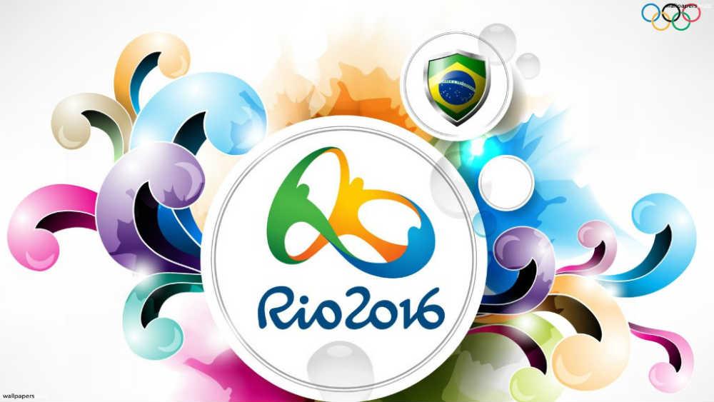 Logo OI u Riu de Žaneiru 2016. godine