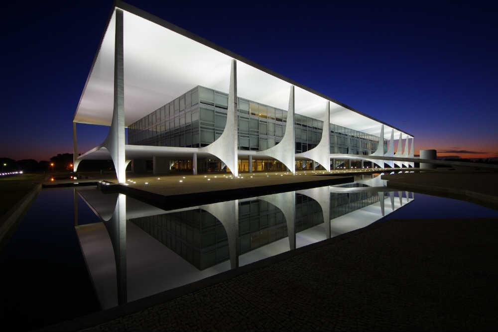 Palácio do Planalto, sedište predsednika Brazila