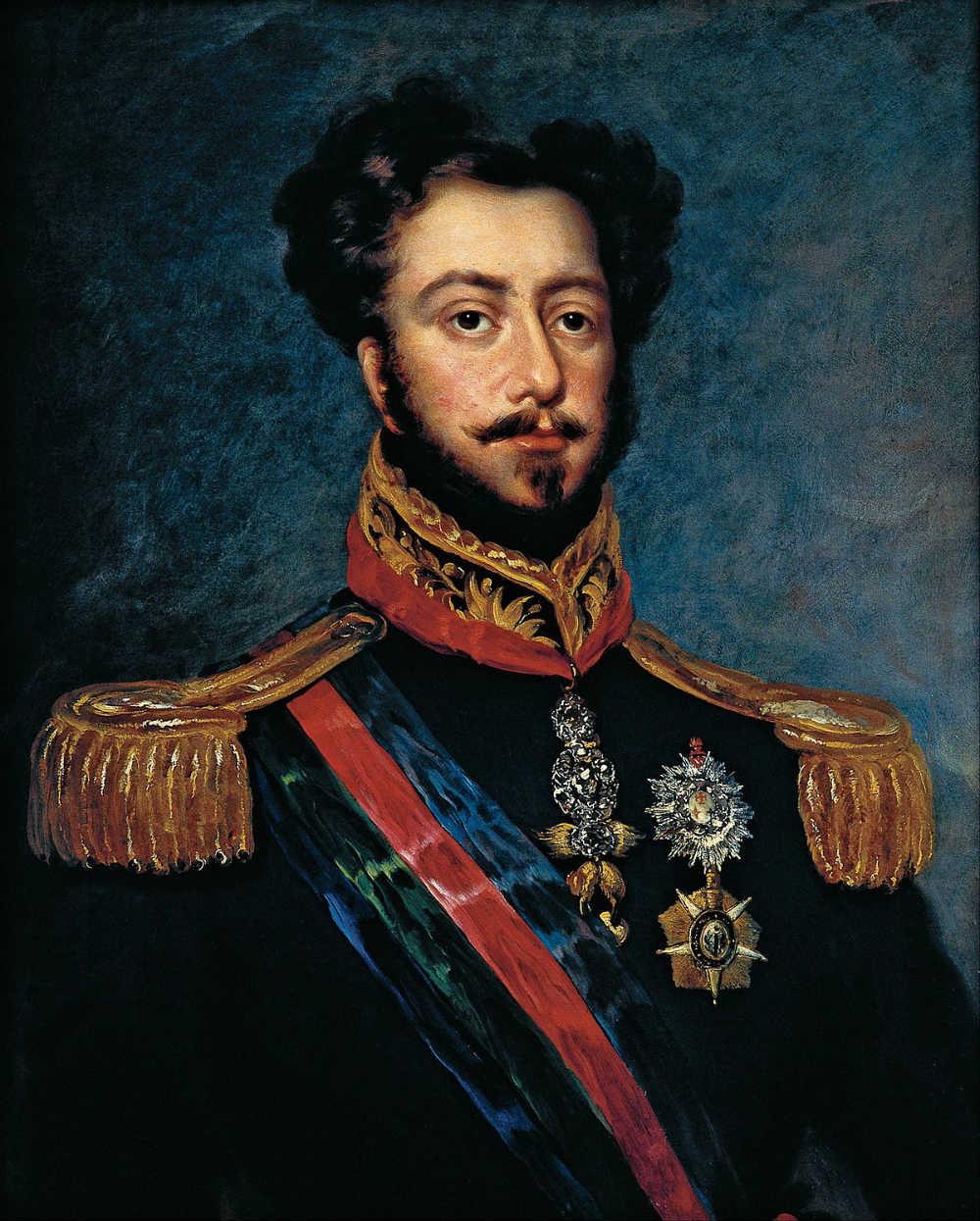Pedro Prvi od Brazila, prvi brazilski car