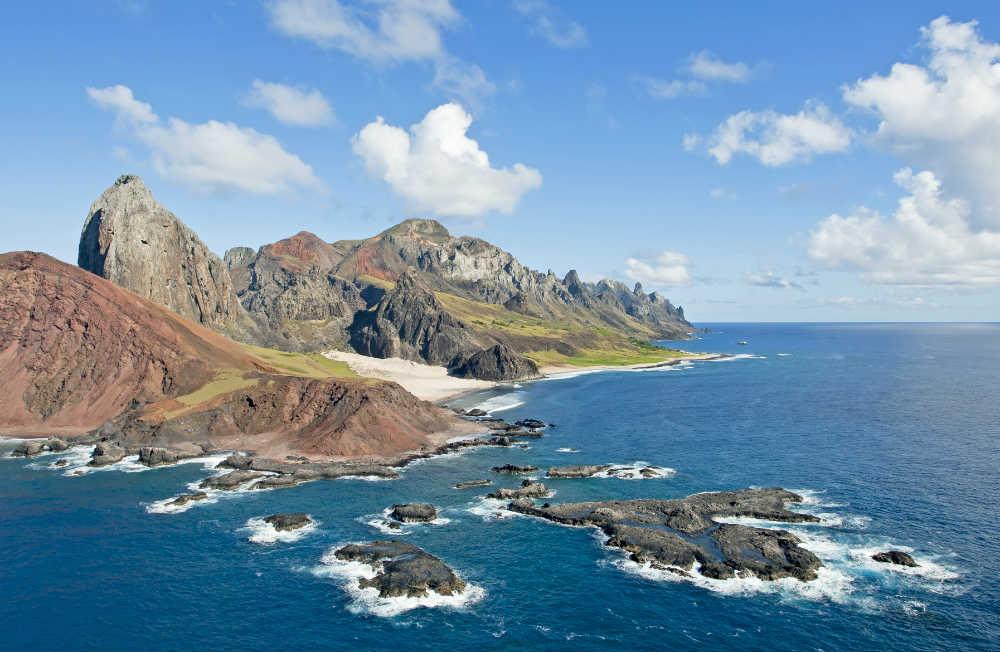 Vulkanski arhipelag Trinidade i Martim Vaz, Brazil