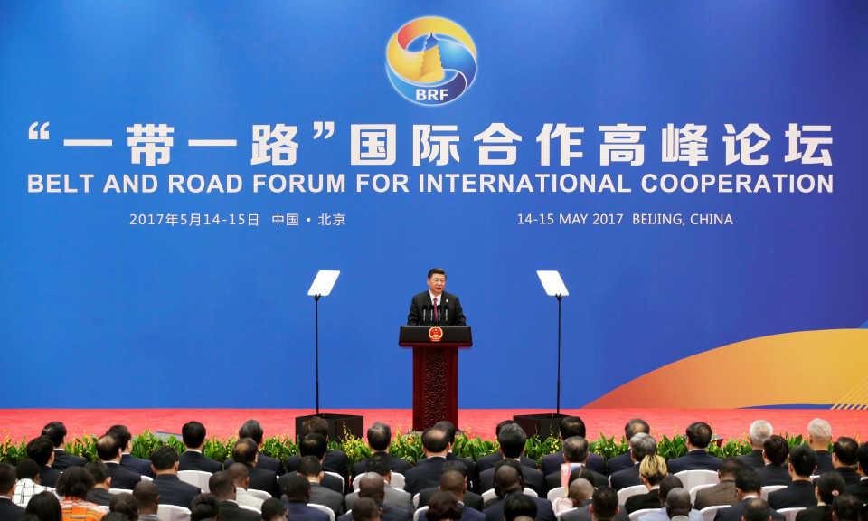 Jedan pojas, jedan put - govor Si Đinpinga