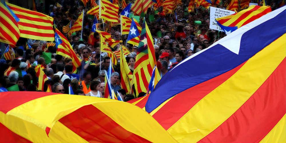 Katalonija - vreme nemira