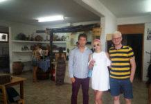 Članovi Centra Luka Nikolić i Milica Golubović i Vasilije Krivokapić