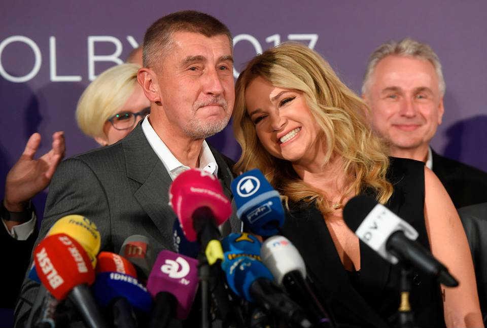 Andrej Babiš - nezadovoljni postali zadovoljni