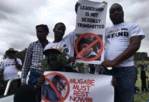 Robert Mugabe - ridžbek, gonič lavova