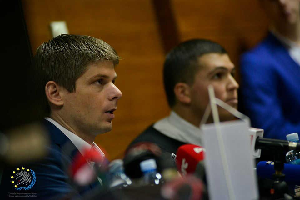 Arno Gujon i Radomir Jovanović