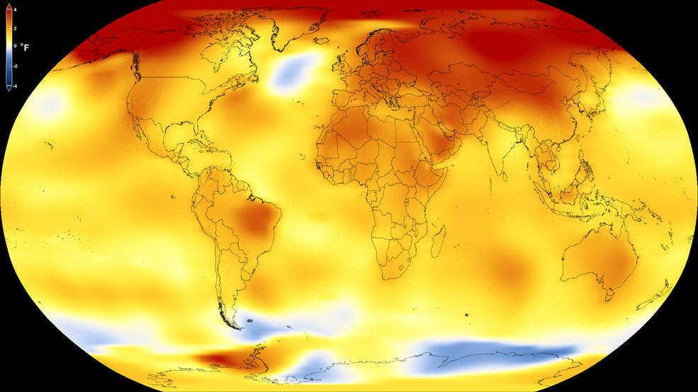 Foto: NASA's Scientific Visualization Studio