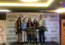 Članovi Centra na otvaranju privredne izložbe Ekspo - Rusija Srbija 2018