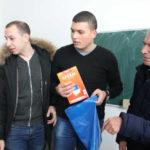 Radomir Jovanović i Aleksandar Klarić