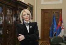 Jadranka Joksimović, ministarka za evropske integracije