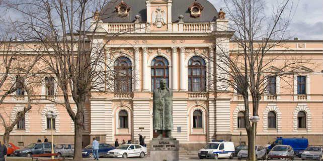 Zgrada prvog srpskog suda (danas Osnovni sud u Kragujevcu)