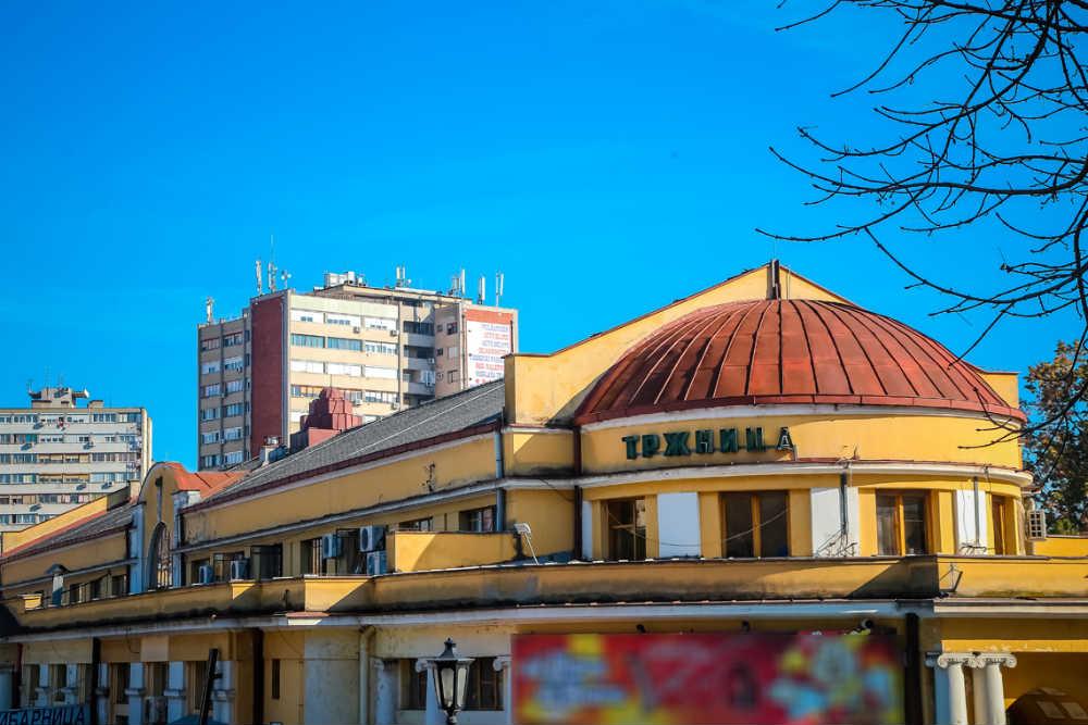 FOTO: Gradska turistička organizacija Kragujevca (zgrada zatvorene tržnice)