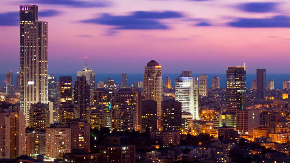 Panorama Tel Aviva