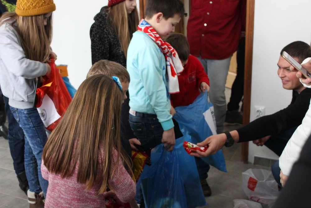Radomir Jovanović sa decom