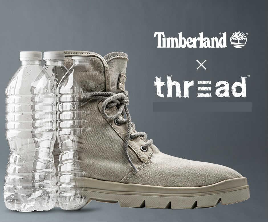 Timberland X Thread partnerstvo