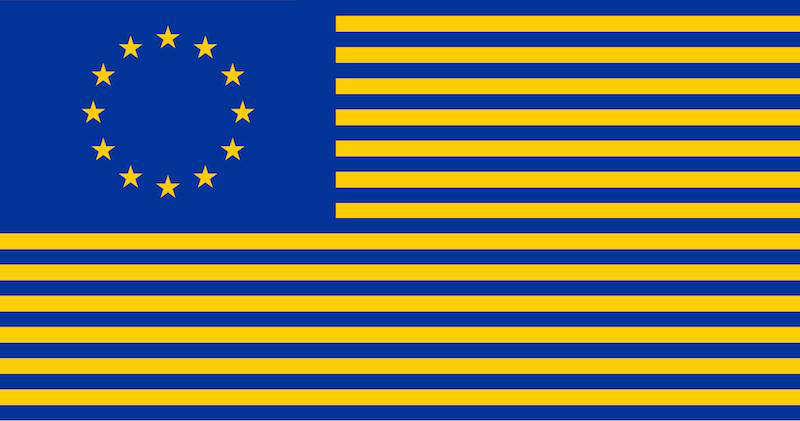 European Union as a Federation: United States of Europe