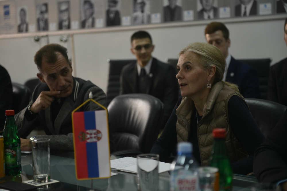Profesor dr Dejan Milenković i profesor dr Snežana Đorđević
