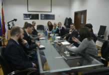 Sastanak Centra i ENA