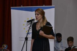 Jasmina Stoiljković, prvakinja Narodnog pozorišta u Prištini