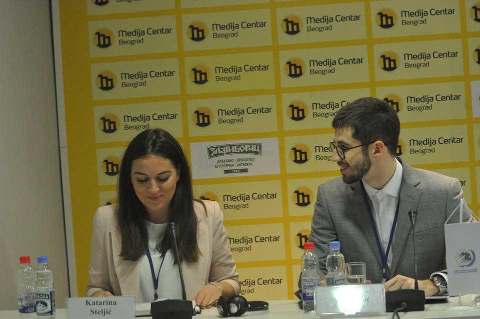 Katarina Steljić i Marko Todorović