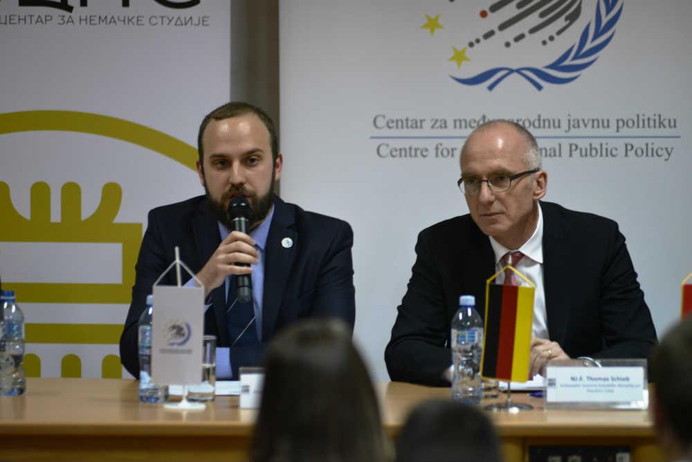 Nj.E. Tomas Šib i Marko Golubović