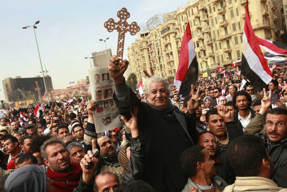 Kopti u Egiptu
