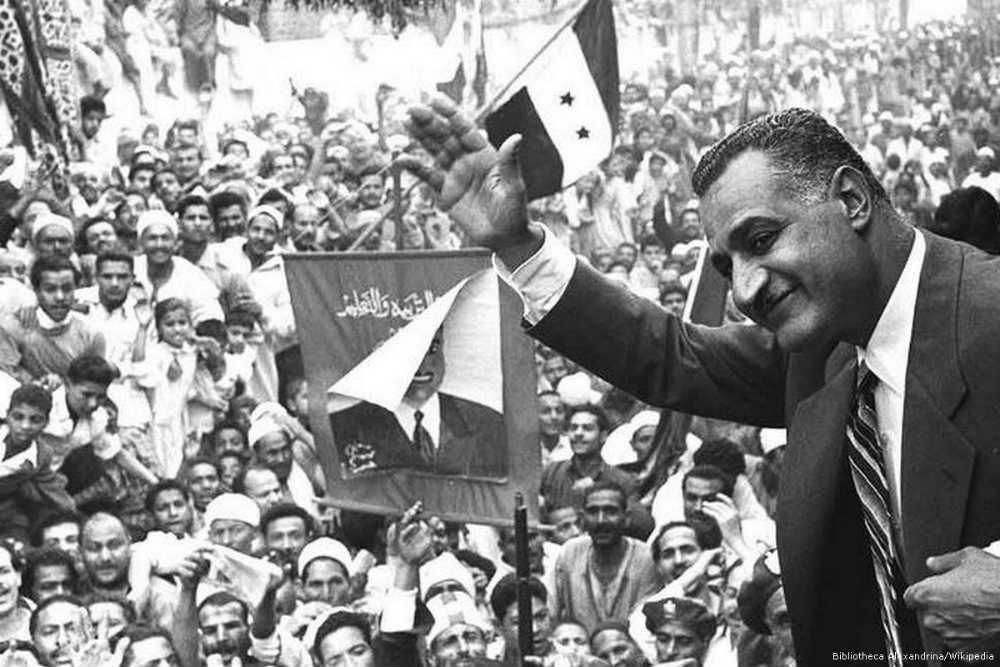 Bivši predsednik Egipta Gamal Abdel Naser