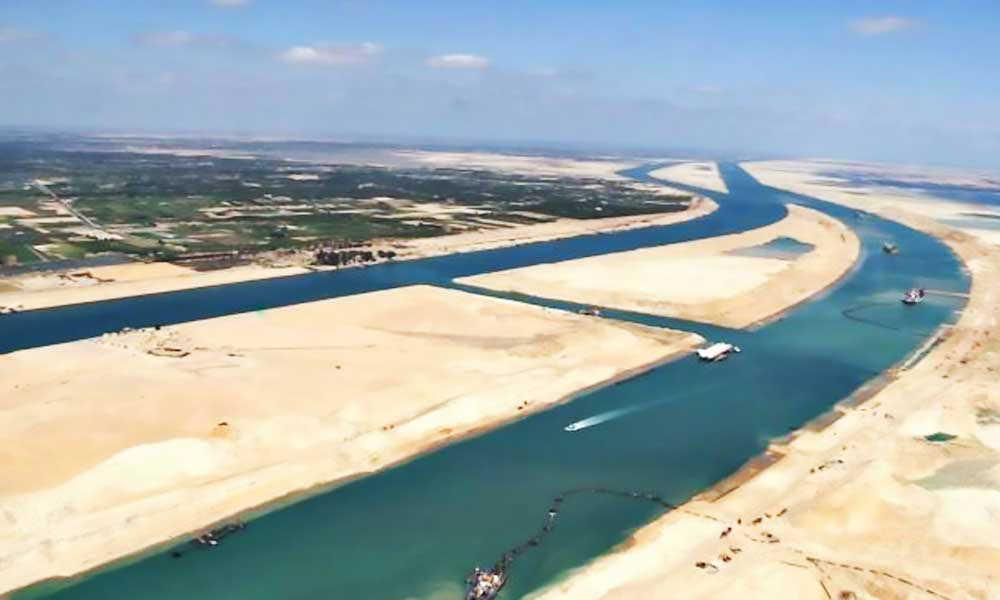 Novi Suecki kanal