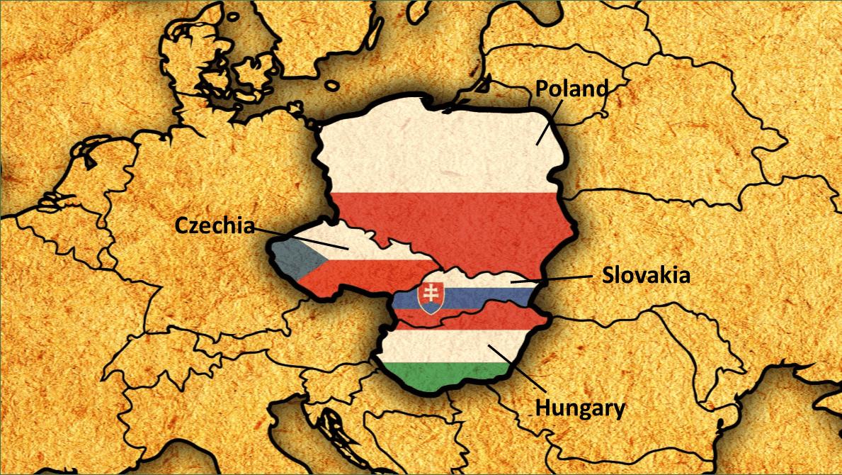 Zemlje Višegradske grupe