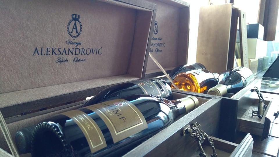 """Ekskluzivnost je drugo ime za vinariju """"Aleksandrović"""""""