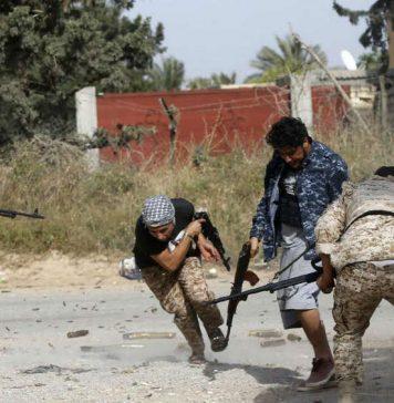 Novi građanski rat u Libiji