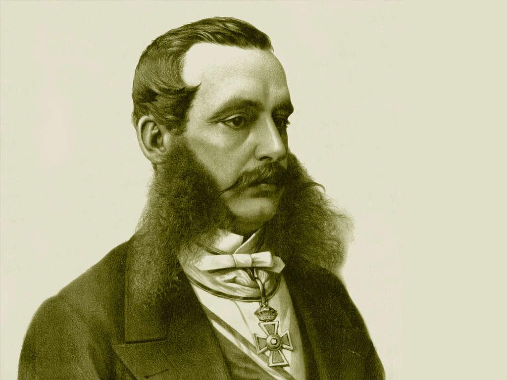 Portret Jovana Ristića