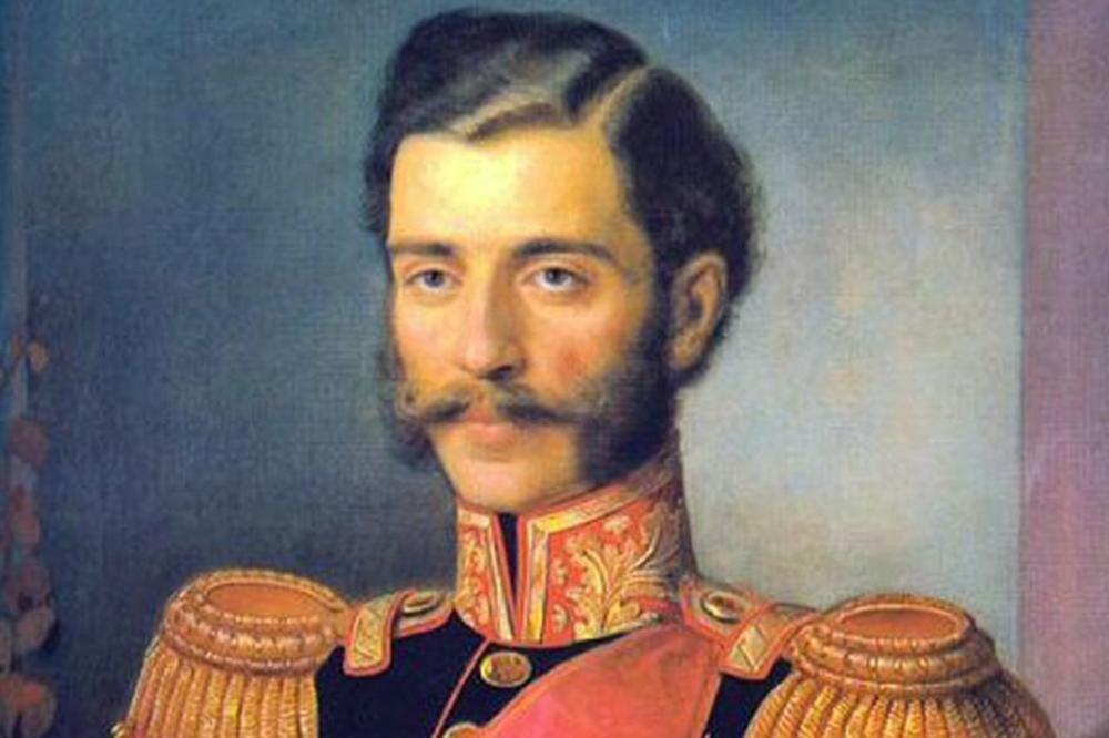 Knez Mihailo Obrenović (1823-1868)