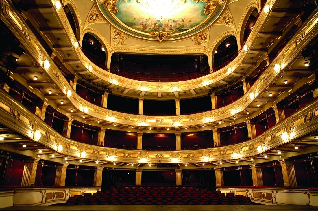 Velika scena Narodnog pozorišta u Beogradu (Foto: Internet prezentacija Narodnog pozorišta)